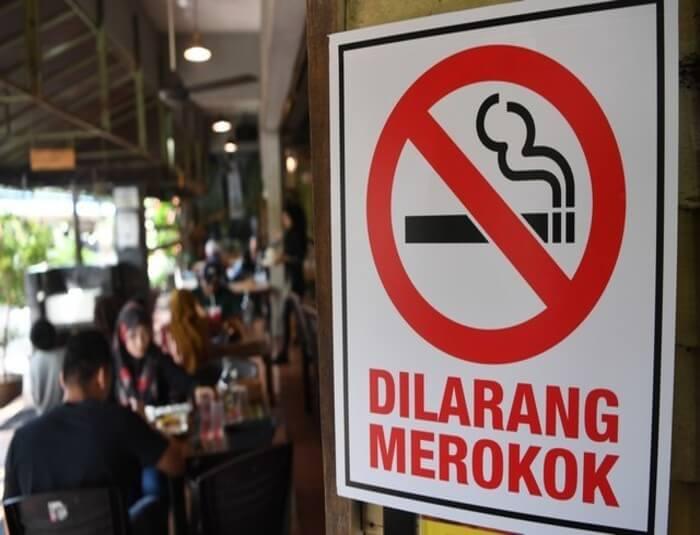 Larangan Merokok Ditangguh