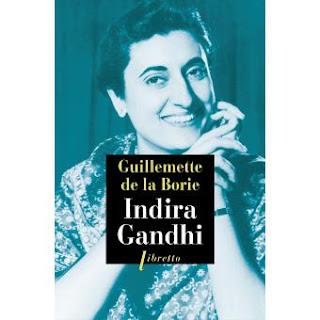Indira Gandhi Guillemette de la Borie
