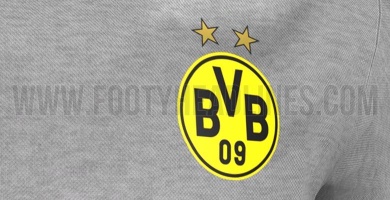 Maillot THIRD Borussia Dortmund de foot