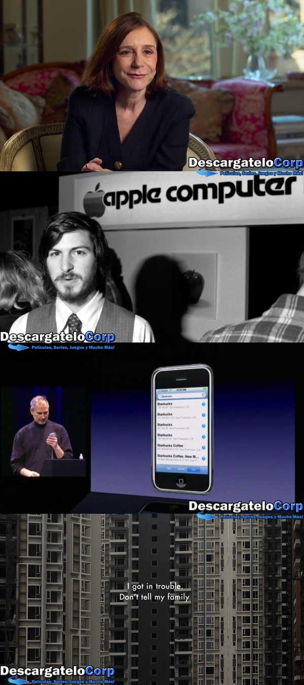 Steve Jobs El Hombre en la Maquina HD 720p