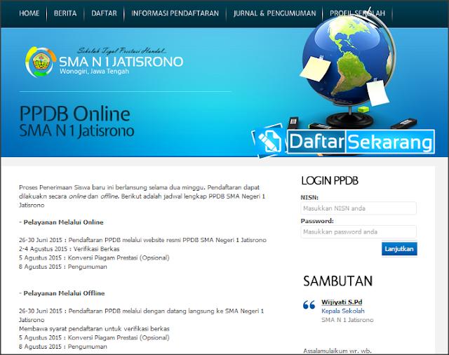 Perangkat Guru Aplikasi Penerimaan Siswa Baru (PSB) Online Berbasis Web 3