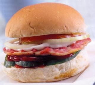 Sausage Beef Burgers Recipe