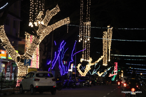 Mysore Dasara Street Lightings18