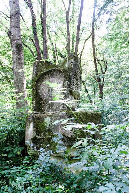 Valamilyen rom Kaszoja mellett a Zarándi-hegységben