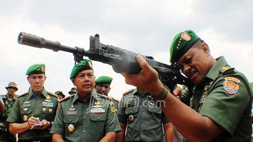 Geram Tak Dapat Ijin Gelar Operasi TNI Panglima Ancam Filipina