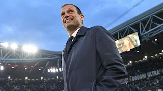 Massimiliano Allegri announce his departure from Juventus