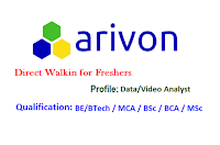 Arivon-Technologies-walkin-for-freshers