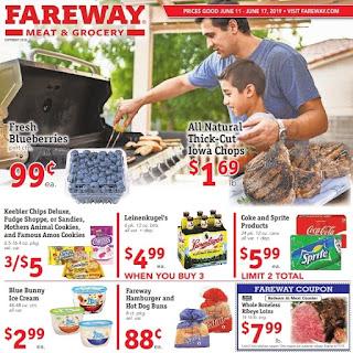 ⭐ Fareway Ad 6/18/19 ✅ Fareway Weekly Ad June 18 2019