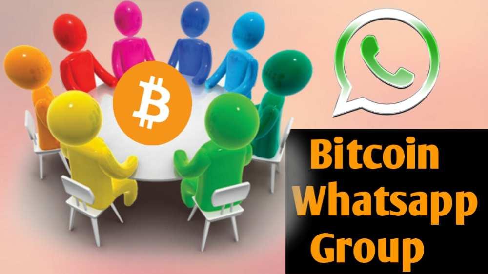 btc investment whatsapp group