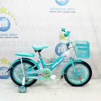 16 pacific doraemon lisensi ctb sepeda anak