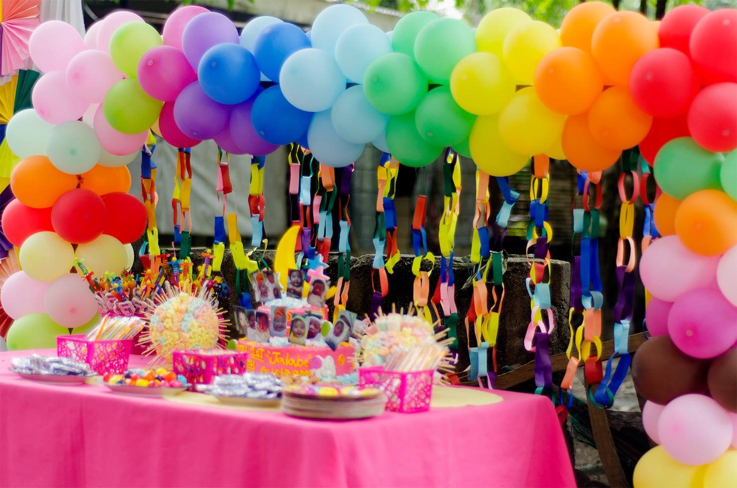 budget friendly design on your childs birthday party