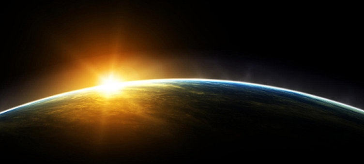 As velocidades da Terra
