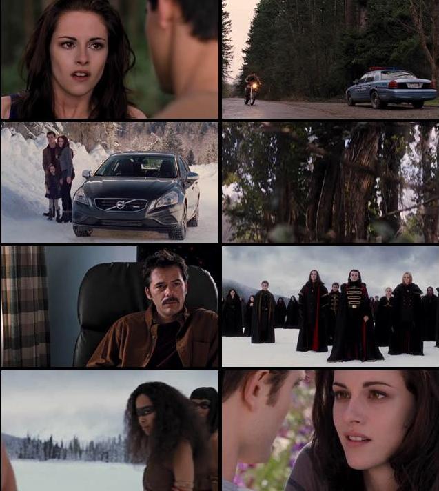 The Twilight Saga Breaking Dawn Part 2 2012  Dual Audio Hindi 720p BRRip