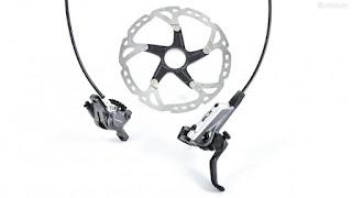 Shimano SLX M675, bike brakes