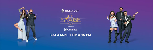 'The Stage Season 2' on Colors Infinity English Music Reality Show Wiki Plot,Judges,Audition,Venue,Host,Promo,Timing