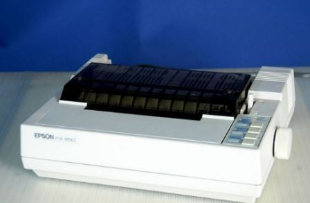 Pengertian Printer Dot Matrix dan Penjelasannya