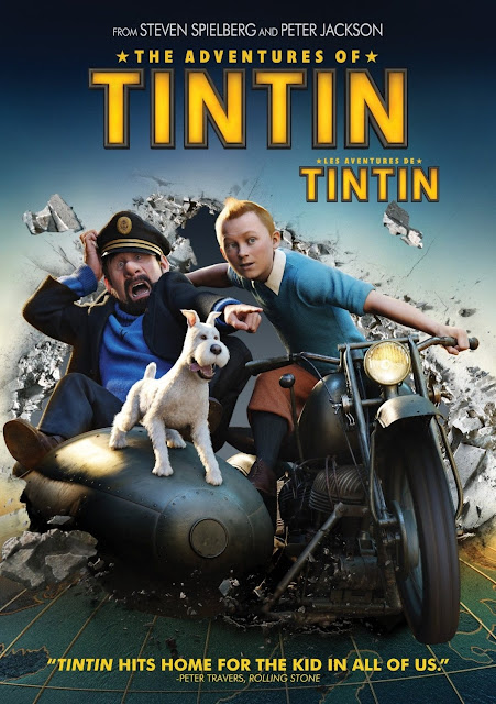 The Adventures of Tintin (2011) BluRay 720p Subtitle Indonesia