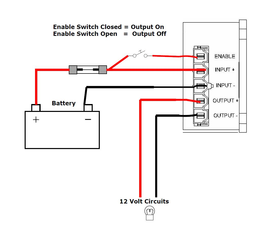 12v Dc To 9v Converter Circuit Diagram What Is The Definition Of Tree Converters Electric Motorcycle Conversion