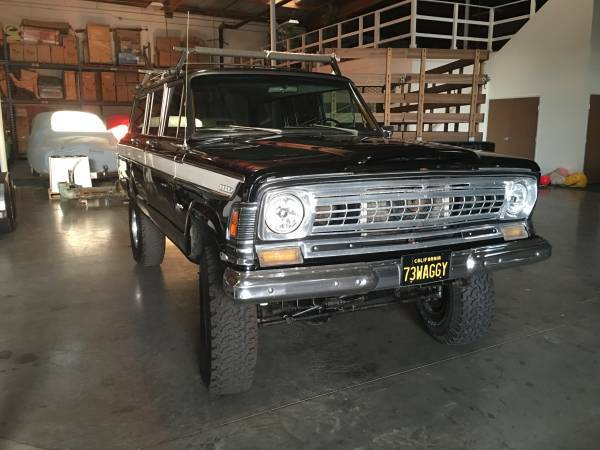 1973 Jeep Wagoneer for Sale