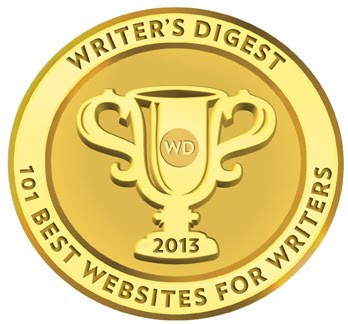 101 Best Websites for Writers six years in a row!