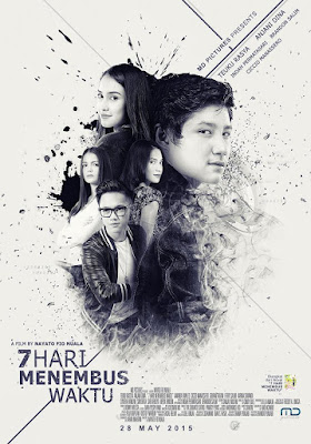 Poster Film 7 Hari Menembus Waktu