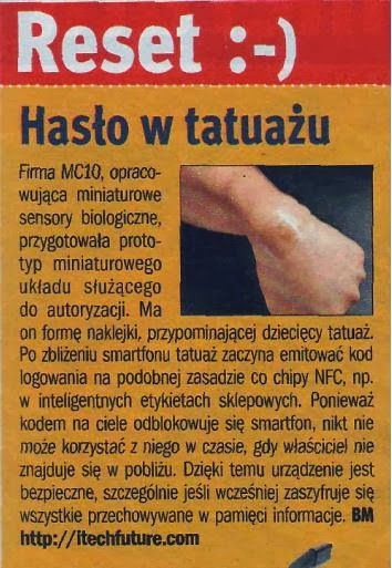 Detektyw Prawdy Trop Za Tropem Hasło W Tatuażu Czyli