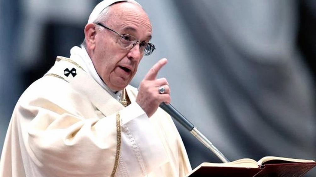 El papa Francisco pidió por los ancianos que están aislados por la pandemia