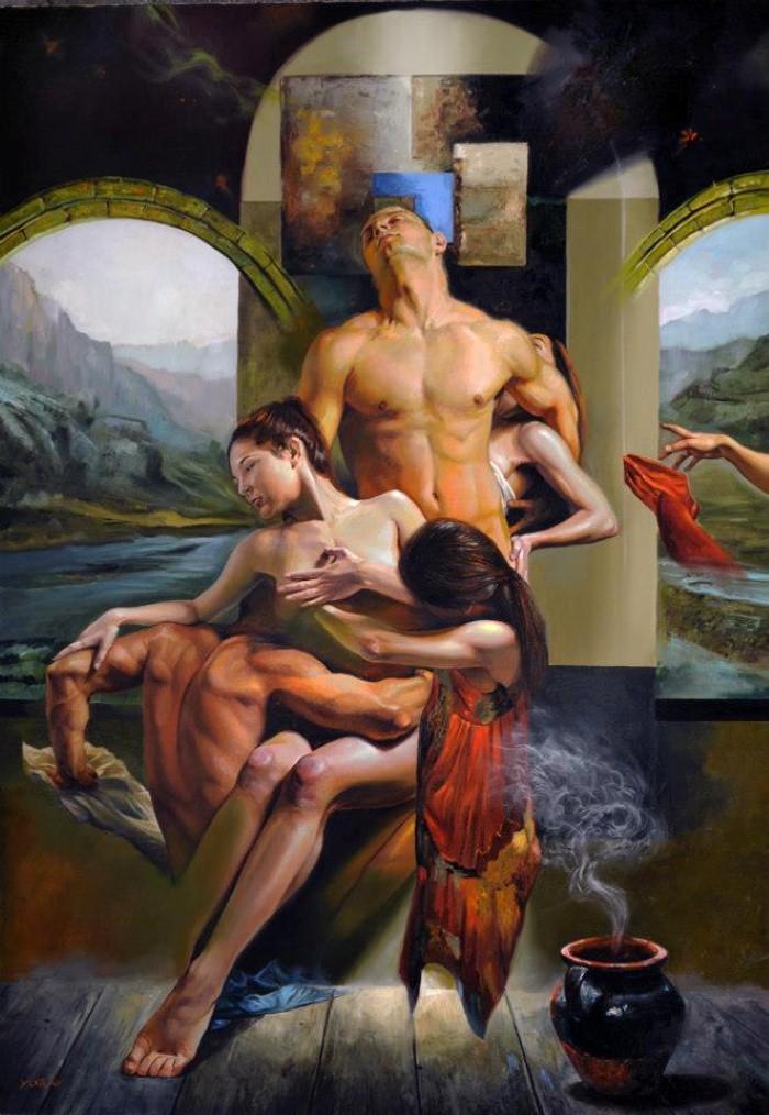 Современные художники Болгарии. Мирослав Йотов 20