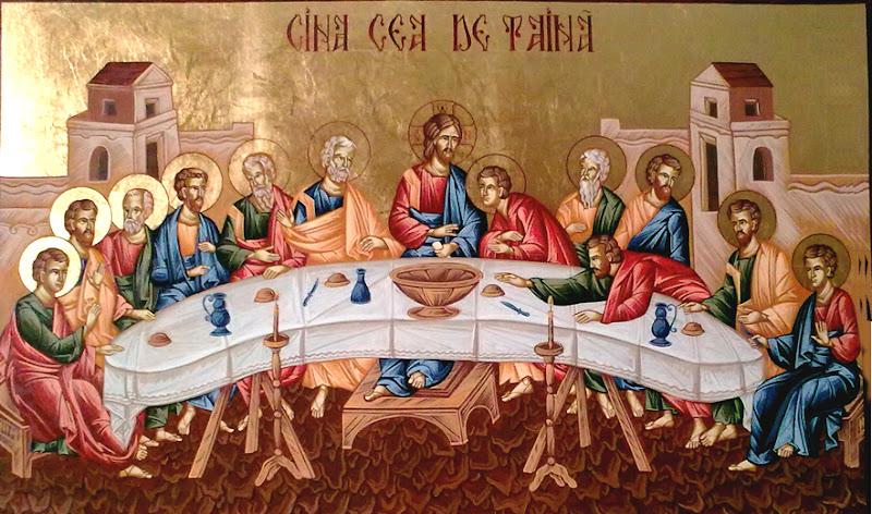 Săptămâna Patimilor - Sfânta și Marea Joi