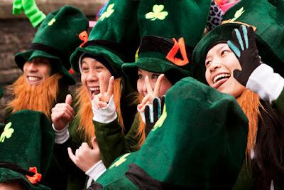 St Patrick's Day Fun.