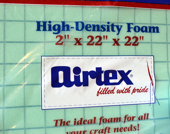 Airtex high-density foam