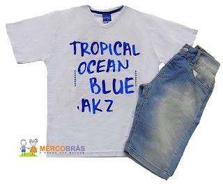 Distribuidores de roupas de marcas infantis