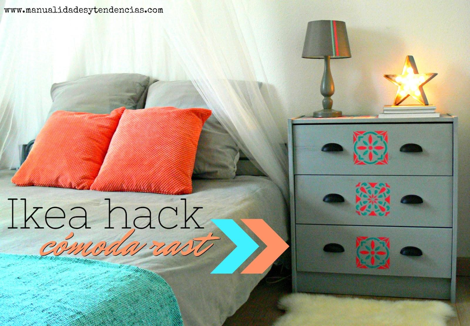 Ikea hack c moda rast handbox craft lovers comunidad for Comoda rast ikea
