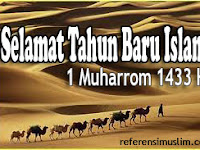 Saat-saat Menjelang Tahun Baru Islam, 1 Muharrom 1433 H
