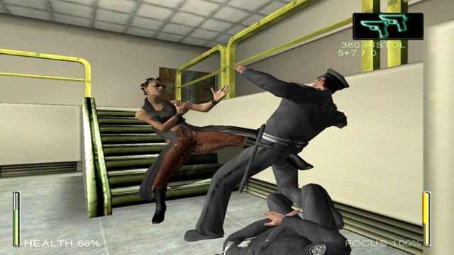Download Enter The Matrix PC Games Gameplay