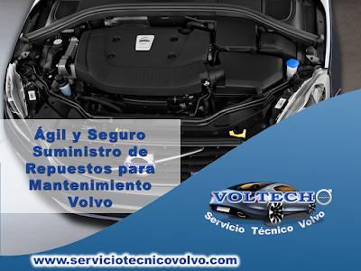 Mantenimiento Volvo