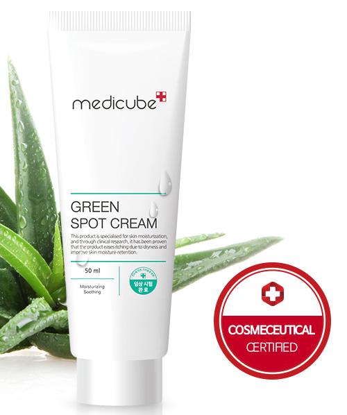Green Spot Cream