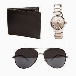 wallet%2Bsunglasses%2Bwatch - Accessories maketh the man