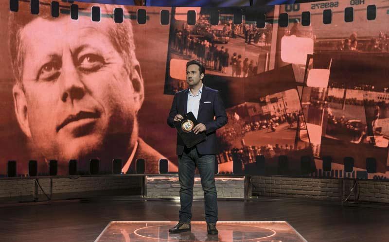Los nuevos documentos de JFK en Cuarto Milenio