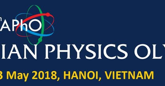 Welcome all!: APhO 2018 and IPhO 2018 Singapore Teams