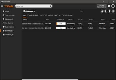 Cliente BitTorrent anónimo basado en la red TOR