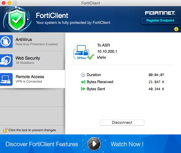Ken Felix Security Blog: The FortiClient and cisco VPN ( ipsec )