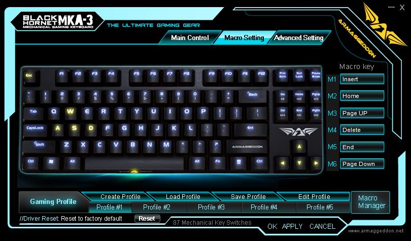 Unboxing & Review: Armaggeddon Black Hornet MKA-3 Mechanical Gaming Keyboard 19