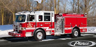 Arlington Fire Journal March 2013