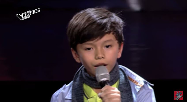 VIDEO: Young Heartthrob Luke Alford makes 3-chair turn on 'The Voice'