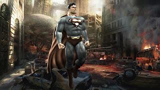 Super Man Xbox 360 Wallpaper