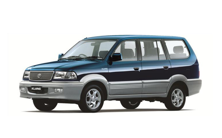 Toyota kijang jantan Raeder Executive Bekasi - Jualo