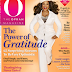 I received my first issue of The Oprah Magazine Subscription is still open to order