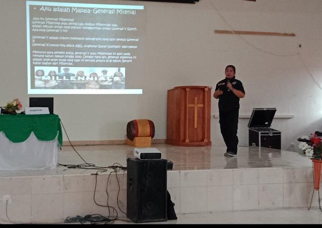 Hadiri Seminar Lingkungan Hidup, AKBP Dewi : Anak Pecinta Alam Harus Tunjukin Bebas Narkoba