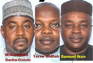 Hunter For SEX Abroad SCANDAL: House of Reps Punishes The 3 Alleged Culprits